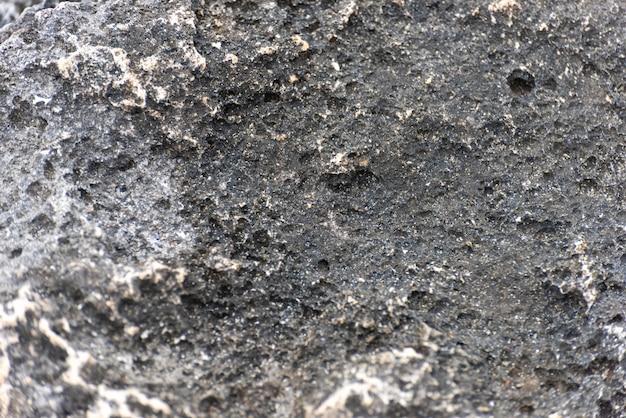 Texture de la roche grise