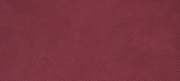 Texture rouge en cuir
