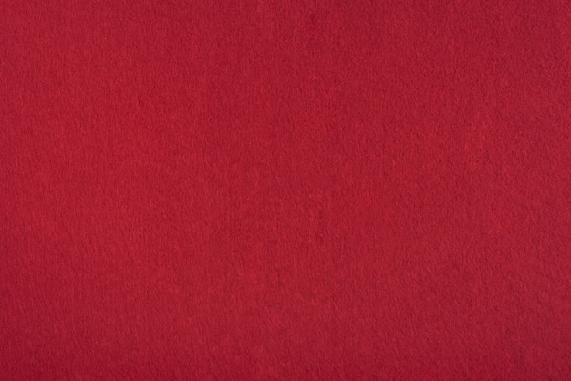 Texture rouge fond de feutre