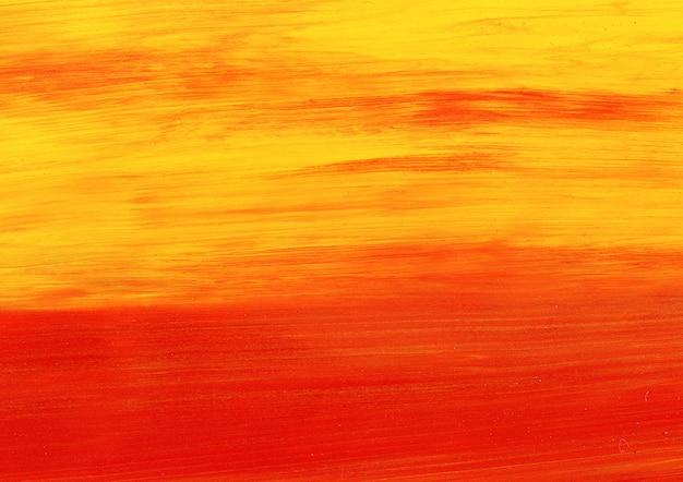 Texture rouge jaune