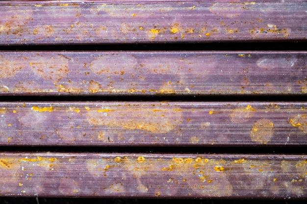 Texture de rouille ancienne construction en acier