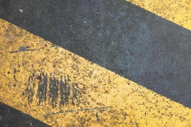 Texture de la route