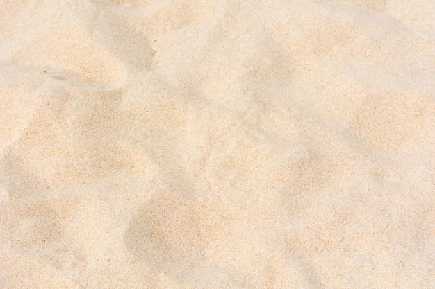 Texture de sable fin de plage plein cadre