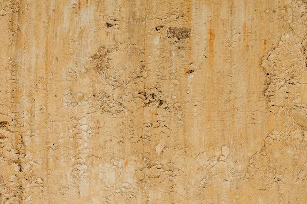 Texture sable. fond de plage de sable. vue de dessus.