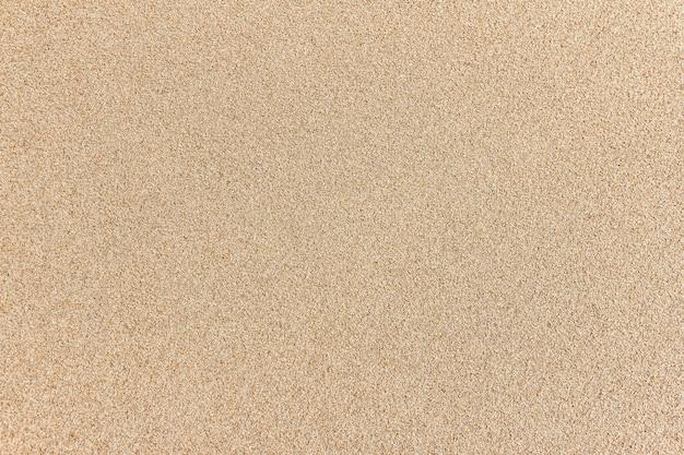 Texture de sable de plage de mer