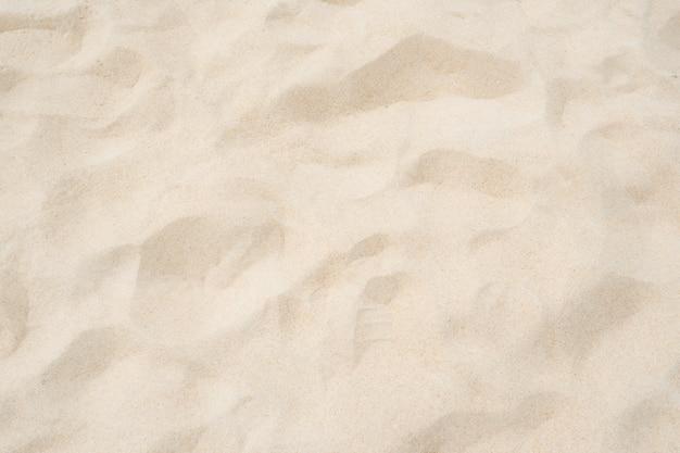 Texture de sable de plage