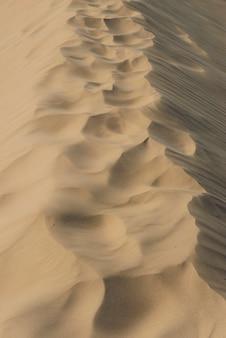Texture sable