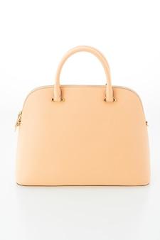 Texture sac à main femme beauté de luxe