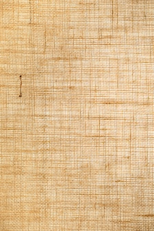 Texture de sac vertical (translucide) avec des fibres visibles.