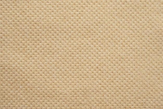 Texture de serviette en papier de soie recyclé abstrait brun