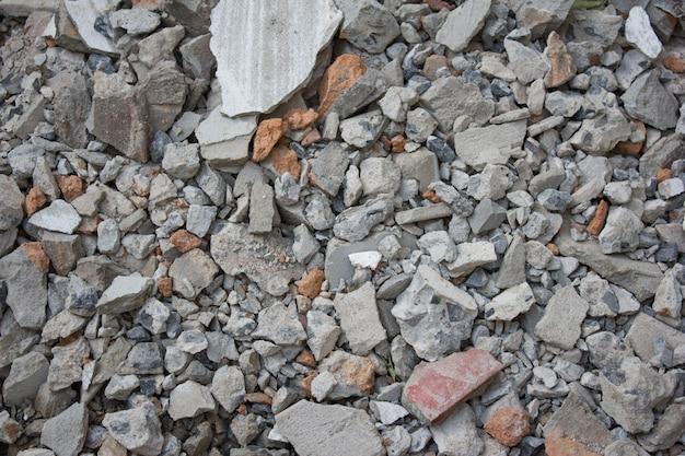 Texture de sol en ciment fissuré