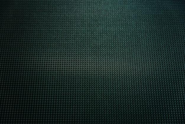 Texture sombre de textile de formes carrées