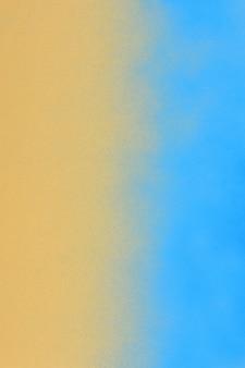 Texture spary sur espace couleur crème
