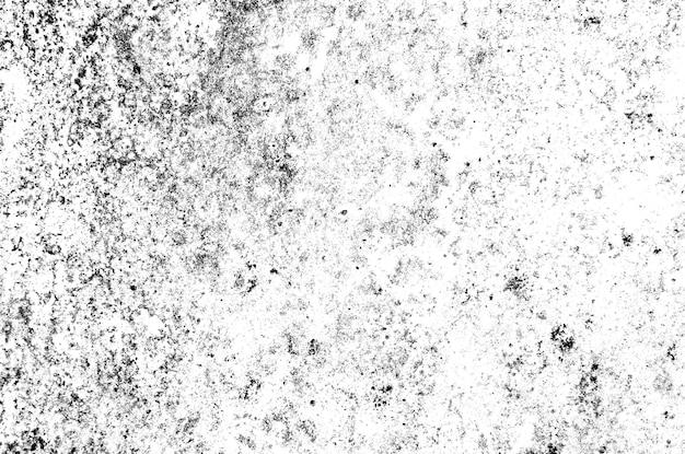 Texture style grunge abstrait noir et blanc.