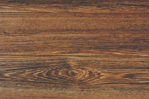 La texture de la surface en bois