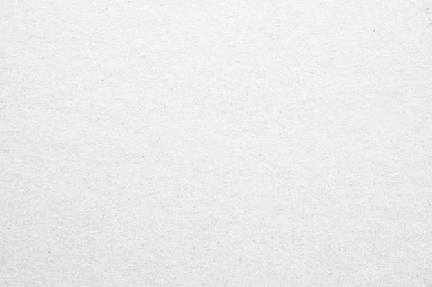 Texture de surface de carton de papier recyclé blanc
