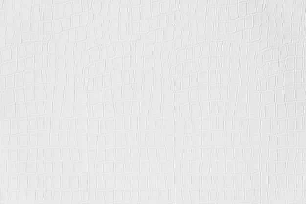 Texture et surface du cuir de couleur blanche et grise