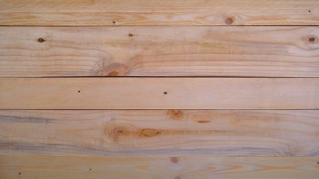 Texture de surface de lattes de bois