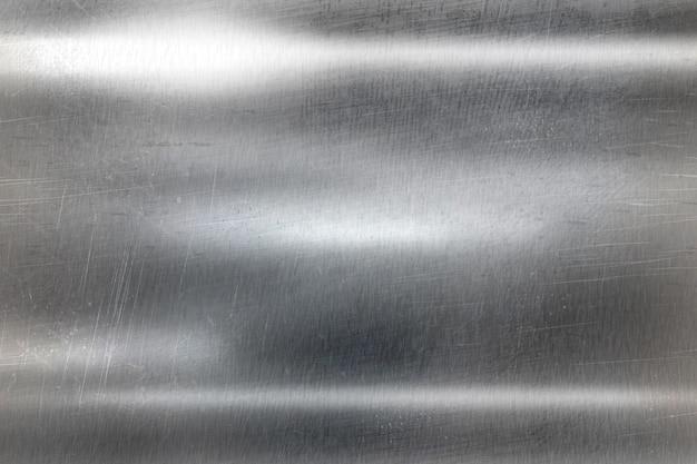 Texture de surface métallique