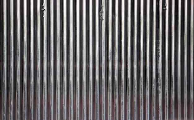 Texture de surface de mur en tôle grunge