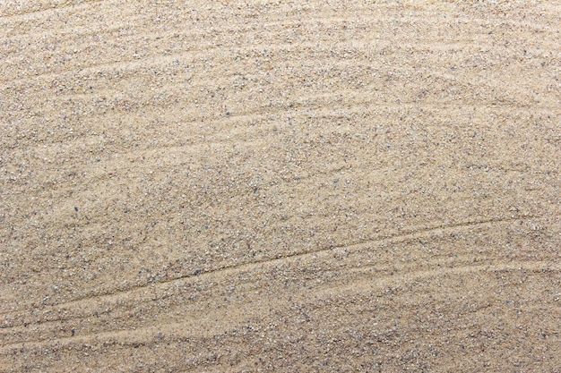 Texture de surface recouverte de sable