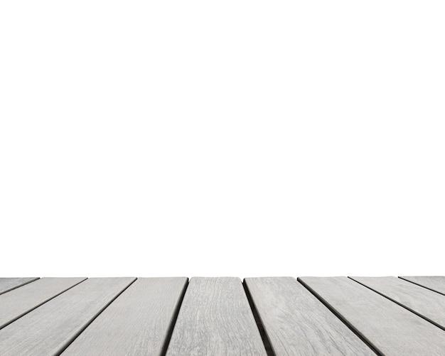 Texture de table donnant sur l'espace blanc