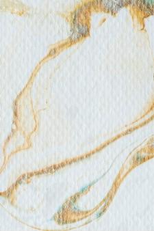 Texture de tache aquarelle brune abstraite