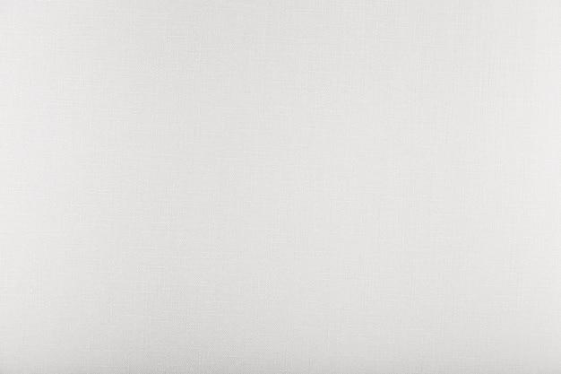 Texture textile abstrait blanc