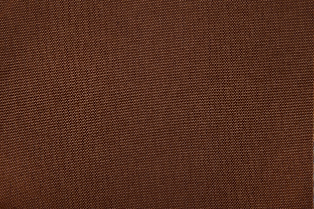 Texture textile marron