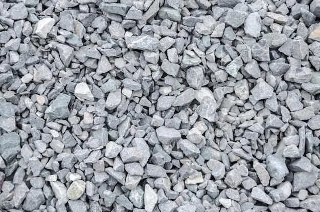 Texture de texture de gravier de granit pour le fond.