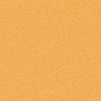 Texture tileable transparente haute détaillée de mur en stuc strié jaune