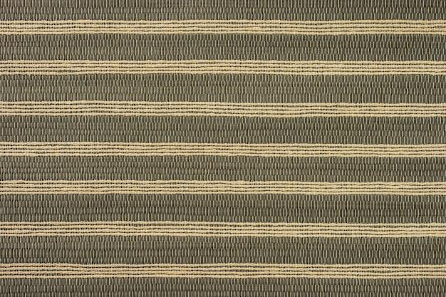 Texture de tissu de bambou