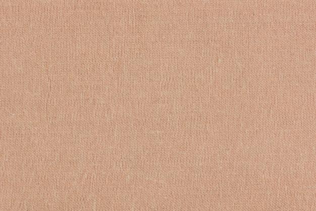 Texture de tissu beige