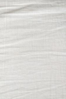 Texture de tissu blanc. fond de vêtements. fermer