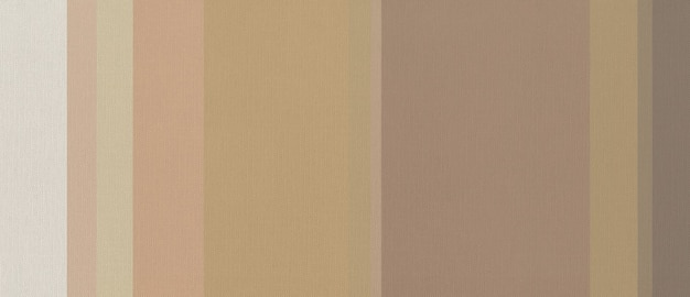 Texture de tissu en coton imprimée de rayures de couleur beige. fond d'écran.