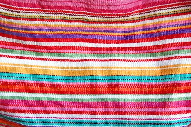 Texture de tissu dépouillé de couleur