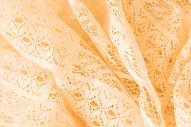 Texture de tissu floral de fond
