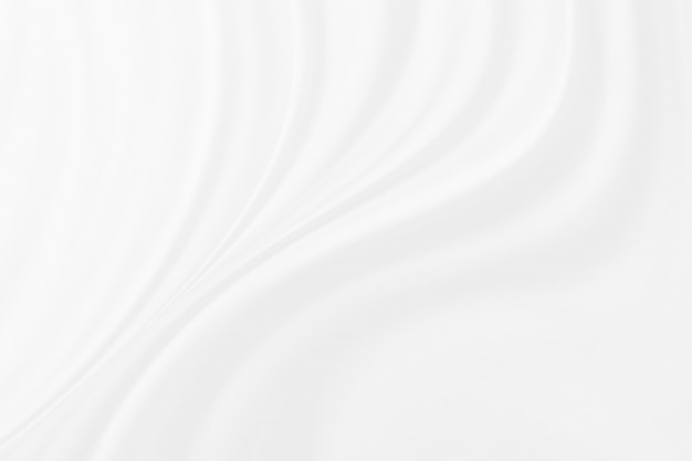 Texture de tissu de fond blanc