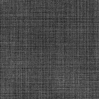 Texture de tissu gris foncé