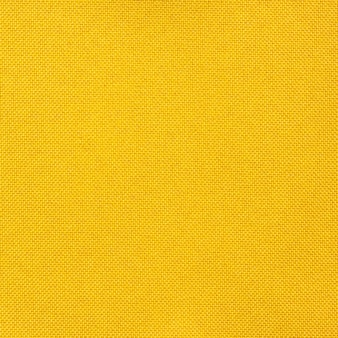Texture de tissu jaune transparente pour l'arrière plan