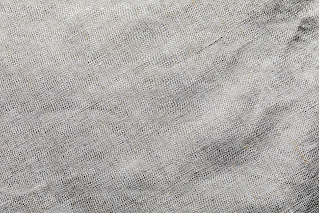 Texture de tissu de lin délicat. gros plan macro. avec un espace pour vos textes.