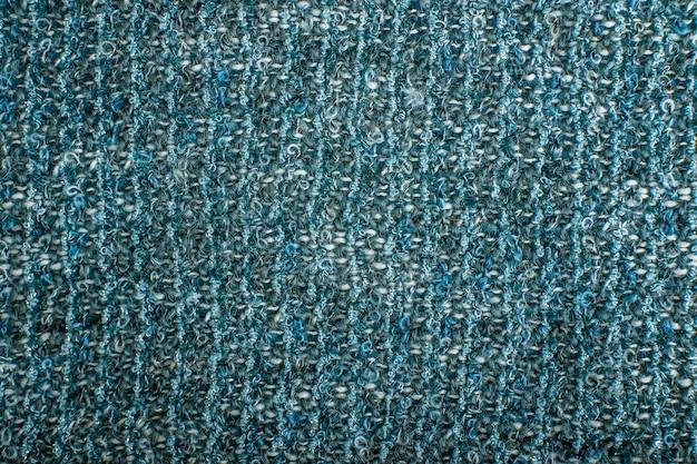 Texture de tissu mélangé avec fil lurex