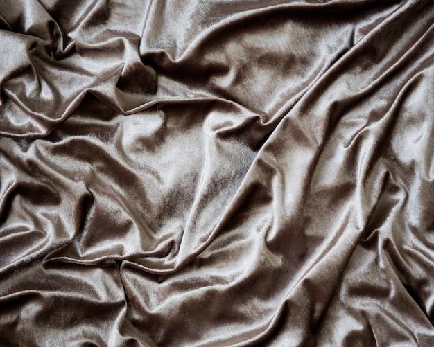 Texture de tissu métallique