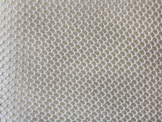 Texture de tissu net
