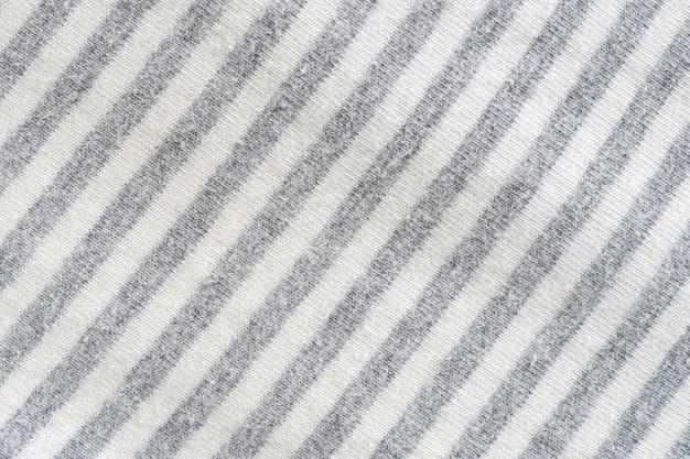 Texture de tissu noir et blanc