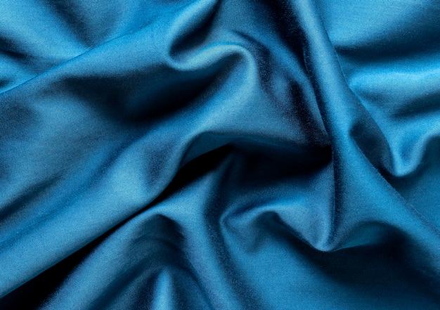 Texture de tissu plat