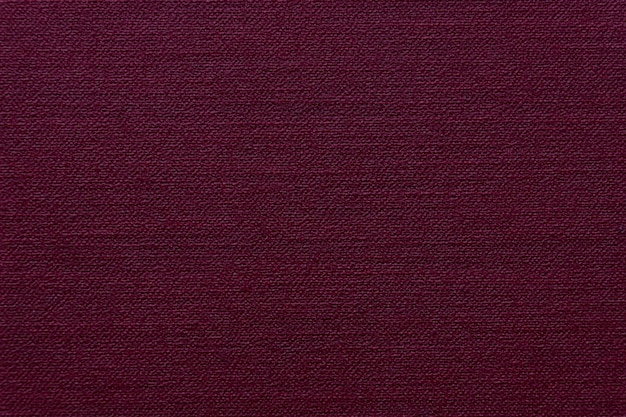 Texture de tissu rouge