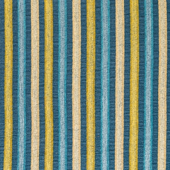 Texture de tissu textile à rayures