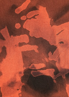 Texture de tissu tie-dye dégradé coloré