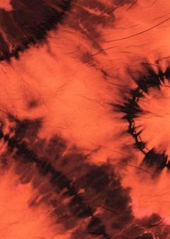 Texture de tissu tie-dye multicolore